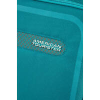 American Tourister Airbeat Spinner Bővíthető Bőrönd 68cm