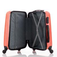 LEONARDO DA VINCI Bőrönd kabin méret ÚJ WIZZAIR méret