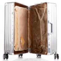 TSA POLIKARBONÁT 2 db-os bőrönd szett*