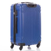 LEONARDO DA VINCI 507 4 db-os bőrönd szett Zafírkék színben