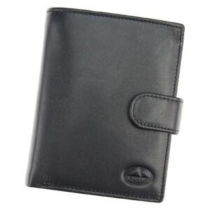 EL FORREST Valódi bőr Pénztárca RFID védelemmel