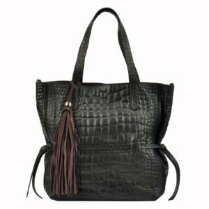 Innue Valódi bőr női táska