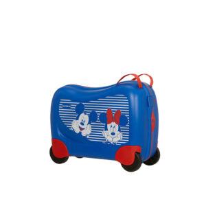 Samsonite Dreamrider Spinner bőrönd Mickey/Minnie Stripes