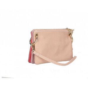 Valódi bőr női táska TR132 PinkBarbie