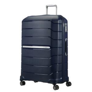 Samsonite Flux bővíthető Spinner bőrönd 81 cm*