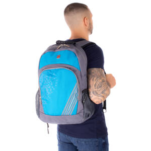 Swisswin hátizsák kék színben