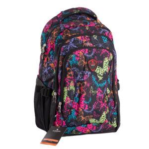 Aoking Hátizsák színes pillangó mintával