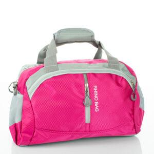 Utazótáska pink színben RYANAIR méretű kézipoggyász 40 x 24 x 20 cm