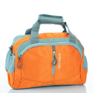 Utazótáska narancs színben RYANAIR méretű kézipoggyász 40 x 24 x 20 cm