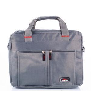 Szürke üzleti táska 8701 Grey