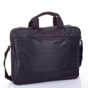 Fekete üzleti táska laptoptartóval 125#