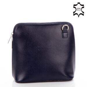 Valódi bőr női táska NT 956 blue