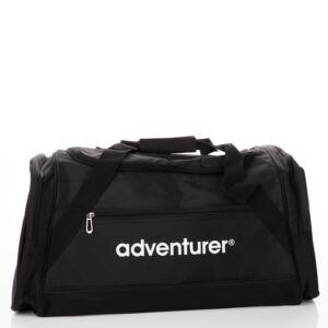 Adventurer utazótáska fekete színben AT5231