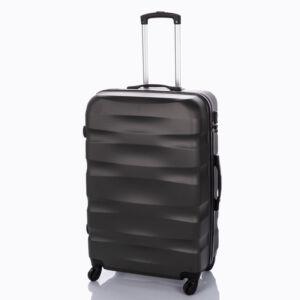 BONTOUR Bőrönd nagy méret szürke színben