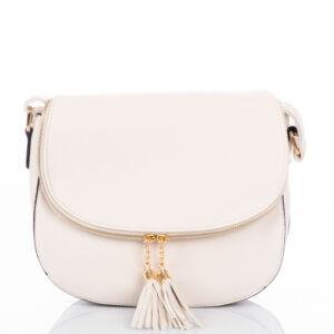 Euroline női táska törtfehér színben 20336 MilkWhite