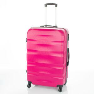 BONTOUR Bőrönd nagy méret pink színben