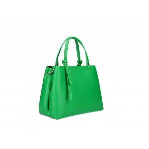 Valódi bőr női táska S7200 Zöld