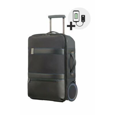 Samsonite Zigo Spinner bőrönd 55 cm + Bluetooth nyomkövető + Power Bank