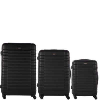 LEONARDO DA VINCI 3 részes bőrönd szett