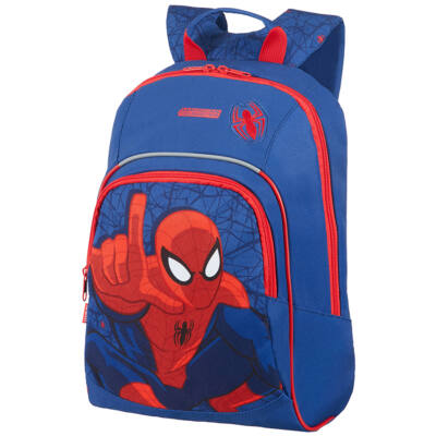 American Tourister New Wonder Hátizsák S+ SpidermanWeb