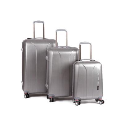 Yearz Bőrönd szett Spinner 4 kerekű változat New Carat 5 év Garanciával