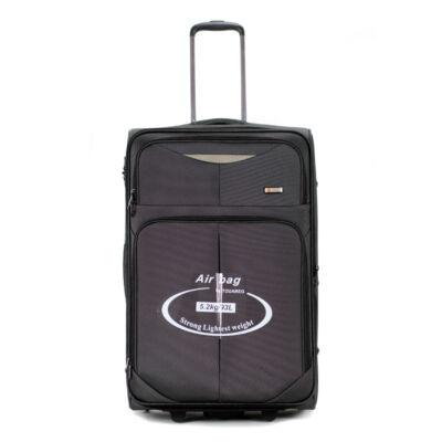 Touareg bőrönd nagy méret TSA zárral