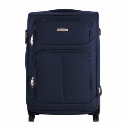 Bőrönd közép méret