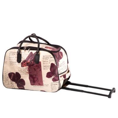 Euroline pillangós gurulós utazó táska