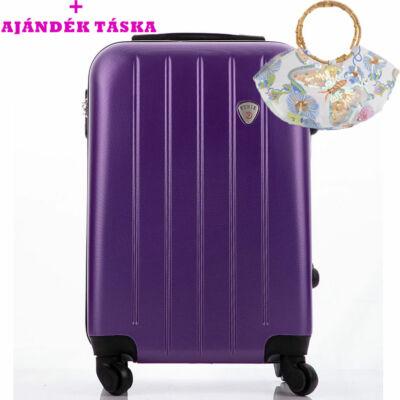 FENIX Bőrönd kabin méret ÚJ WIZZAIR méret+ ajándék táska AKCIÓ