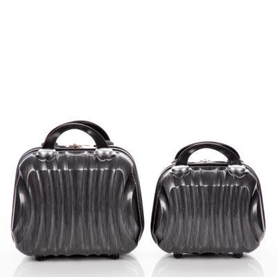 2 részes kozmetikai táska szett RH307 grey