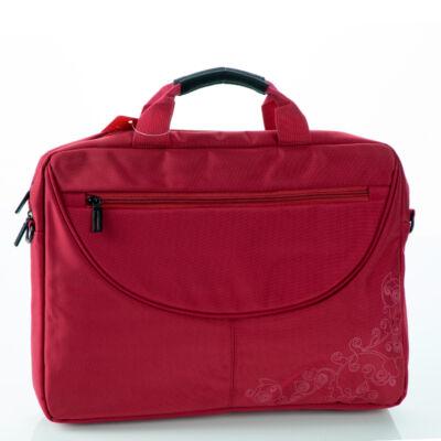 Piros laptoptáska *