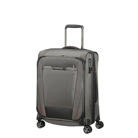 """Samsonite PRO-DLX 5 BŐVÍTHETŐ SPINNER Kabin Bőrönd 15.6"""" öltönytartóval"""