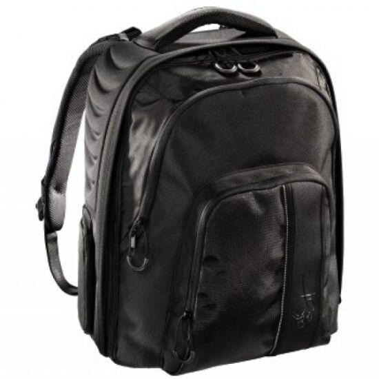 Hama fekete hátizsák