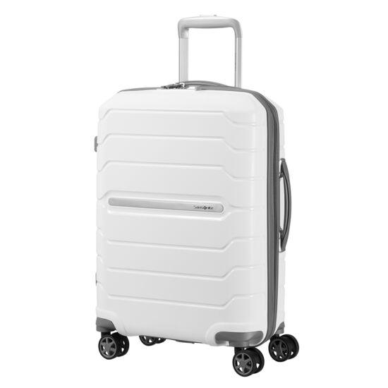 Samsonite Flux bővíthető Spinner bőrönd 55 cm