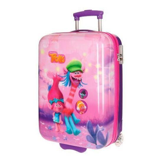 DI-48204 Trolls gyermekbőrönd