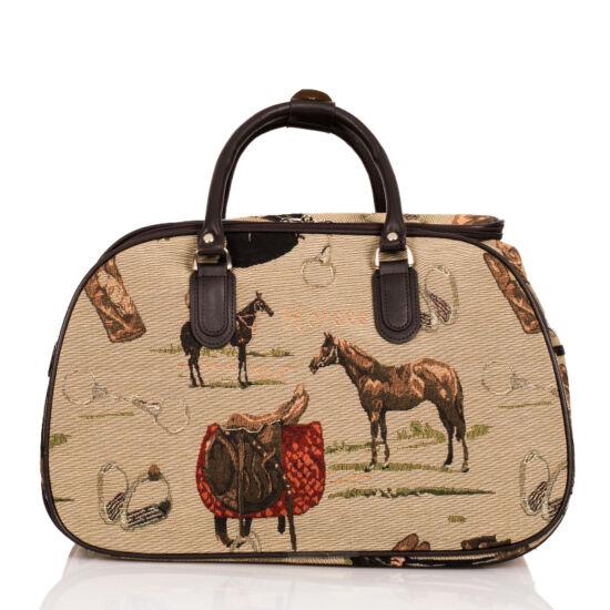 Lovas utazó táska M méret*