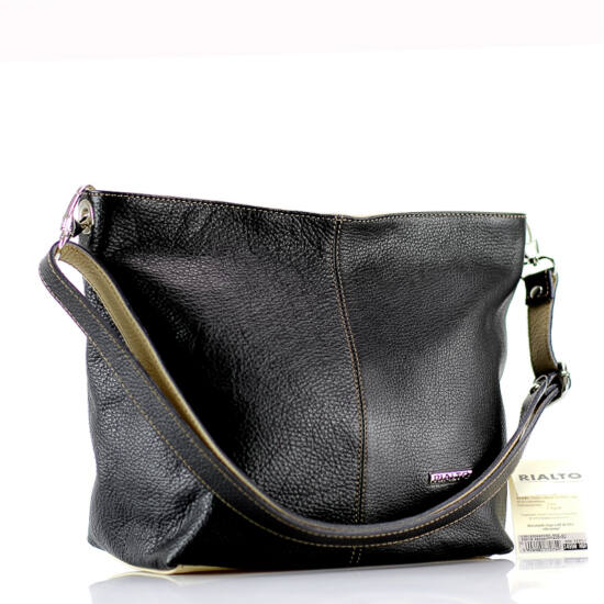 Rialto Valódi bőr női táska