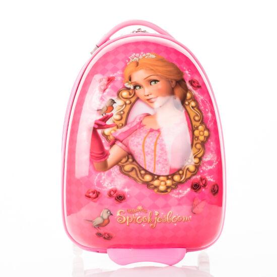 Hercegnős Gurulós gyermek bőrönd