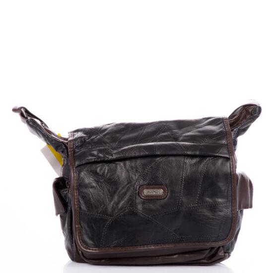 Laurence női táska RA-79 Black+Brown