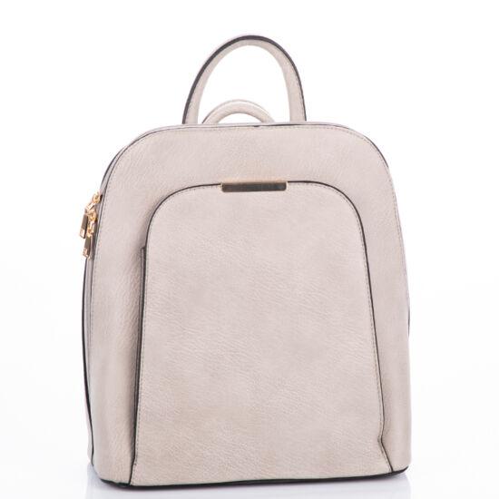 Női hátizsák tablet tartóval szürke színben 15629 Grey
