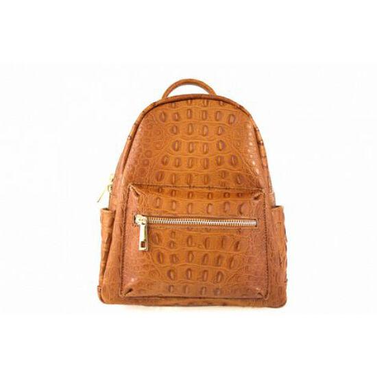 Valódi bőr női táska hátizsák