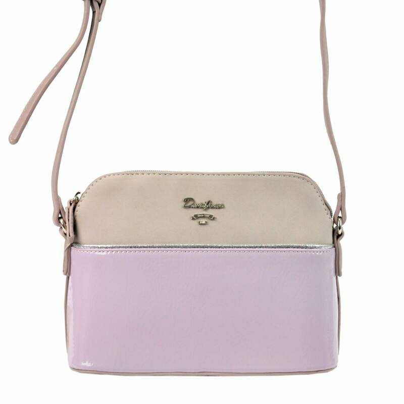 91e54f180b26 David Jones lila Műbőr Női táska - Női táska - Bőröndöt, koffert ...