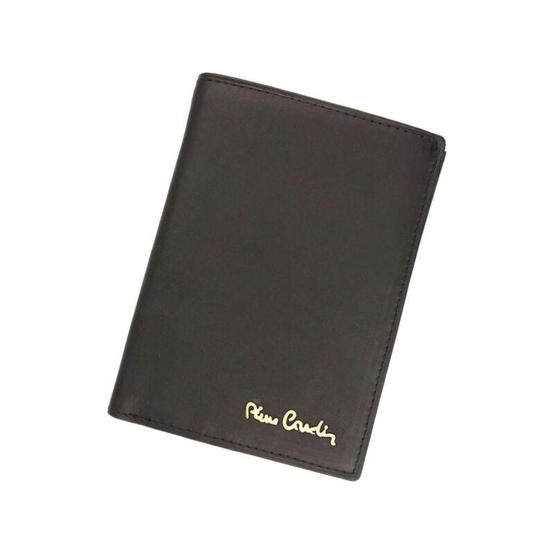 Pierre Cardin fekete Valódi bőr Pénztárca RFID Katt rá a felnagyításhoz 58ba6956c8