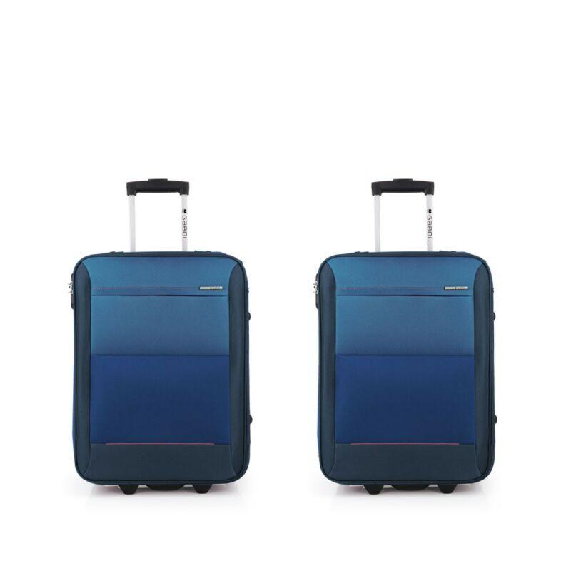 c07b068d9145 Gabol Reims 2 db-os bőrönd szett S-S méret - Puha bőrönd - Bőröndöt ...