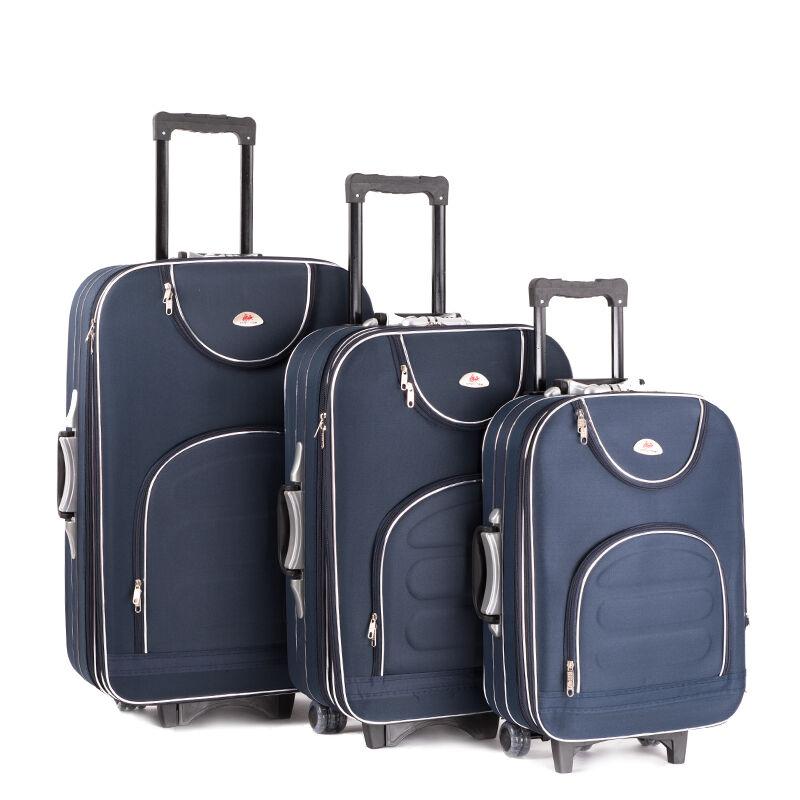 e89ca17d9a75 3 db-os bőrönd szett - Puha bőrönd - Bőröndöt, koffert keresel ...