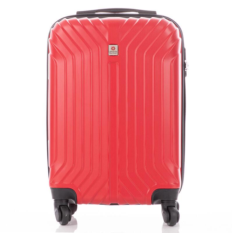 57efb768d88a Leonardo Da Vinci 507 Kabin Bőrönd Piros színben Katt rá a felnagyításhoz