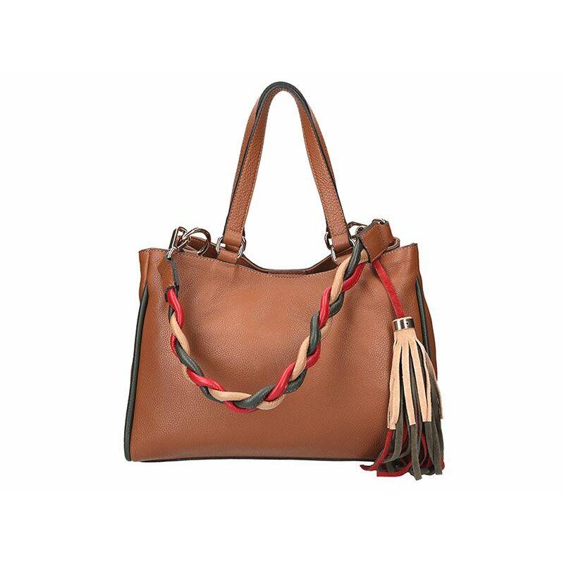 e630ea5d51 Innue sötétbarna Valódi bőr Valódi bőr női táska - Valódi bőr női ...