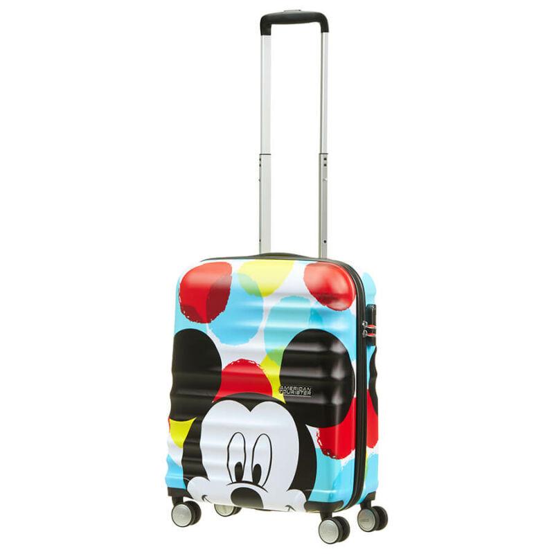 American Tourister Wavebreaker Disney bőrönd 55 cm - Wizzair méretű ... af1ca73844