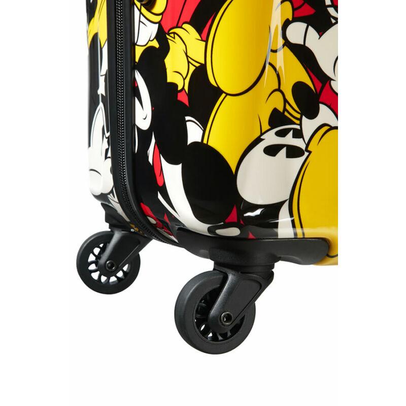 American Tourister Disney Legends Mickey Comics Spinner bőrönd 55 cm ... 388ca0025e