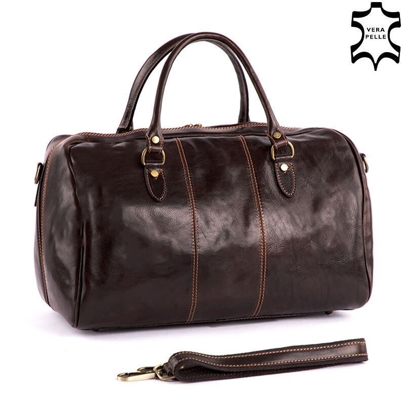 Valódi bőr utazótáska - Valódi bőr női táska - Bőröndöt d016ba717c